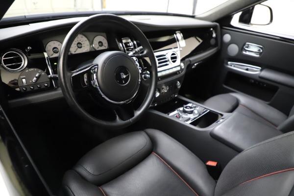 Used 2016 Rolls-Royce Ghost for sale $165,900 at Rolls-Royce Motor Cars Greenwich in Greenwich CT 06830 14