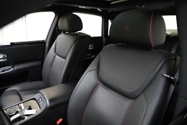 Used 2016 Rolls-Royce Ghost for sale $165,900 at Rolls-Royce Motor Cars Greenwich in Greenwich CT 06830 15