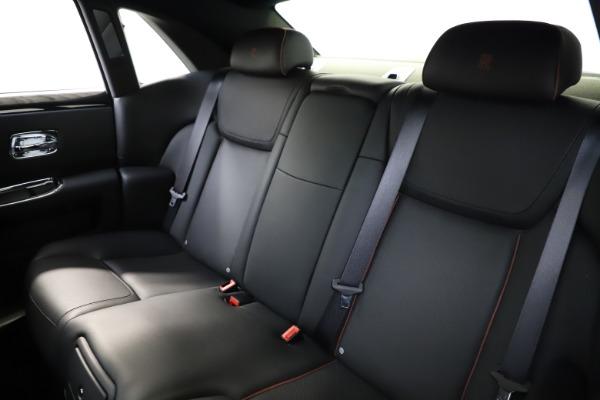 Used 2016 Rolls-Royce Ghost for sale $165,900 at Rolls-Royce Motor Cars Greenwich in Greenwich CT 06830 17