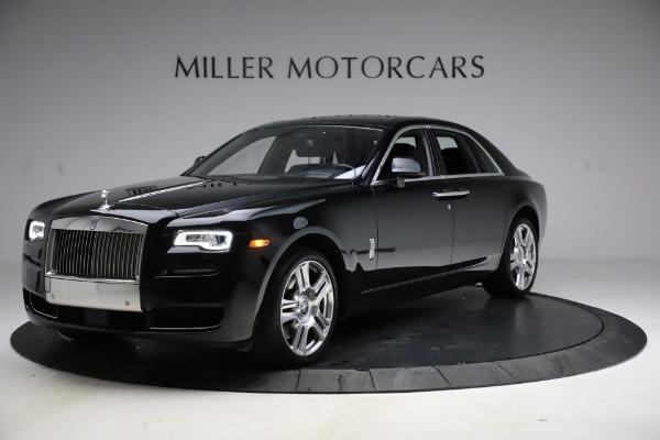 Used 2016 Rolls-Royce Ghost for sale $165,900 at Rolls-Royce Motor Cars Greenwich in Greenwich CT 06830 2