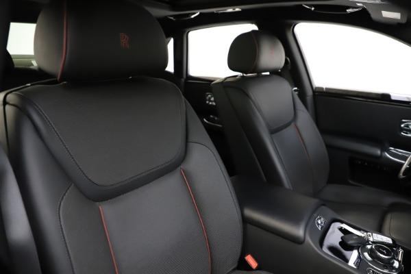 Used 2016 Rolls-Royce Ghost for sale $165,900 at Rolls-Royce Motor Cars Greenwich in Greenwich CT 06830 20