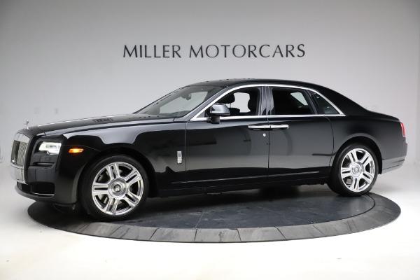 Used 2016 Rolls-Royce Ghost for sale $165,900 at Rolls-Royce Motor Cars Greenwich in Greenwich CT 06830 3