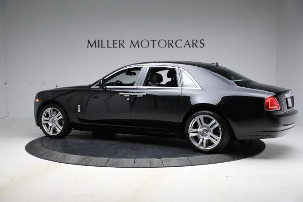Used 2016 Rolls-Royce Ghost for sale $165,900 at Rolls-Royce Motor Cars Greenwich in Greenwich CT 06830 5