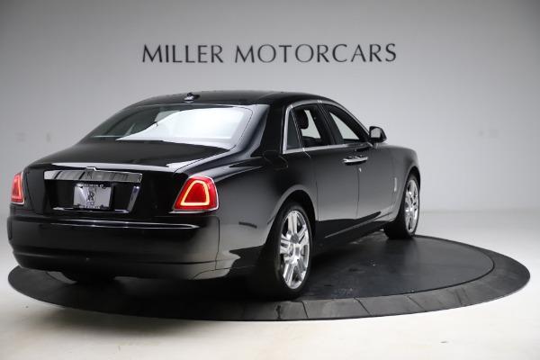 Used 2016 Rolls-Royce Ghost for sale $165,900 at Rolls-Royce Motor Cars Greenwich in Greenwich CT 06830 7