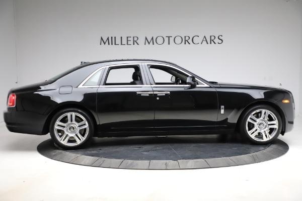 Used 2016 Rolls-Royce Ghost for sale $165,900 at Rolls-Royce Motor Cars Greenwich in Greenwich CT 06830 9