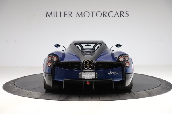 Used 2017 Pagani Huayra Roadster for sale Call for price at Rolls-Royce Motor Cars Greenwich in Greenwich CT 06830 17
