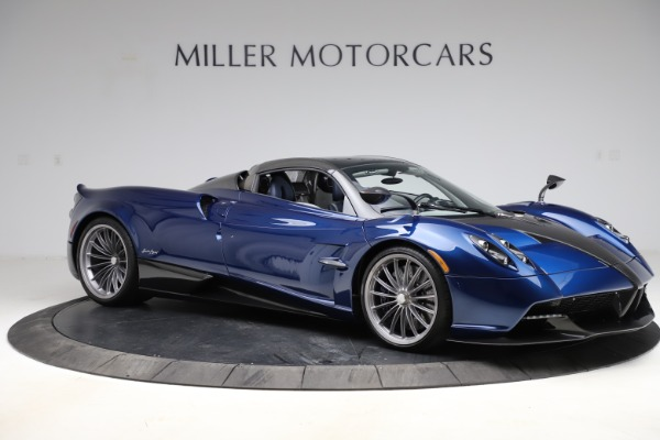 Used 2017 Pagani Huayra Roadster for sale Call for price at Rolls-Royce Motor Cars Greenwich in Greenwich CT 06830 20