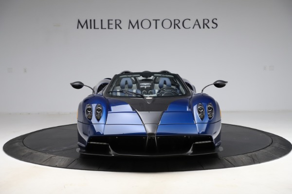 Used 2017 Pagani Huayra Roadster for sale Call for price at Rolls-Royce Motor Cars Greenwich in Greenwich CT 06830 21