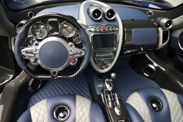 Used 2017 Pagani Huayra Roadster for sale Call for price at Rolls-Royce Motor Cars Greenwich in Greenwich CT 06830 22