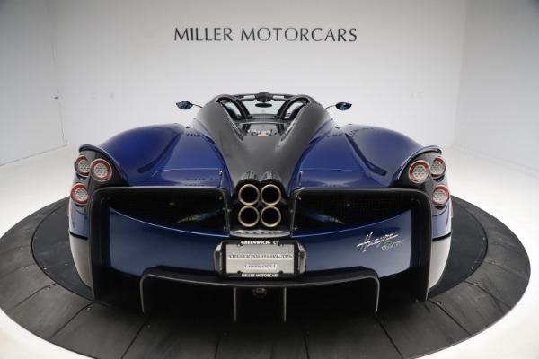 Used 2017 Pagani Huayra Roadster for sale Call for price at Rolls-Royce Motor Cars Greenwich in Greenwich CT 06830 25