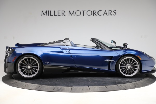 Used 2017 Pagani Huayra Roadster for sale Call for price at Rolls-Royce Motor Cars Greenwich in Greenwich CT 06830 9