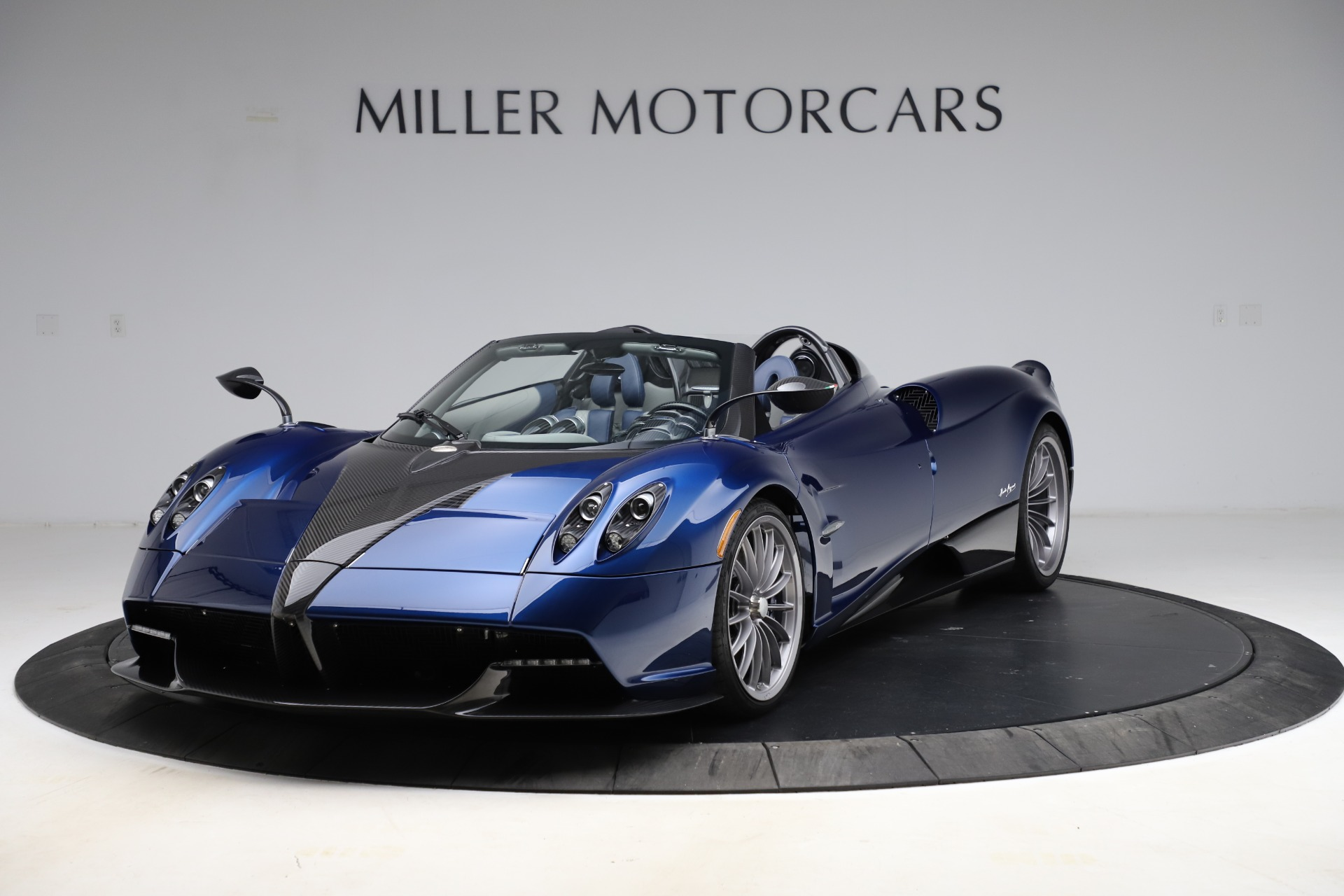 Used 2017 Pagani Huayra Roadster for sale Call for price at Rolls-Royce Motor Cars Greenwich in Greenwich CT 06830 1