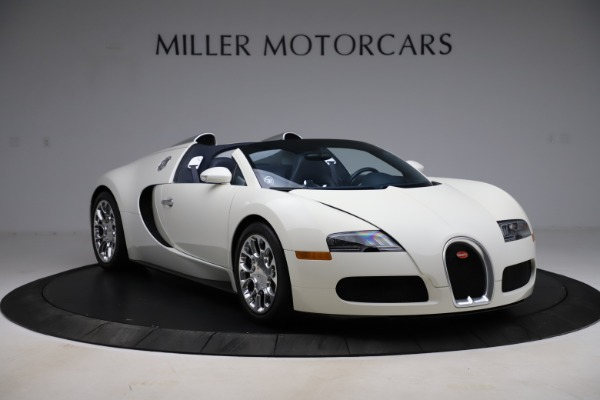 Used 2010 Bugatti Veyron 16.4 Grand Sport for sale Call for price at Rolls-Royce Motor Cars Greenwich in Greenwich CT 06830 10