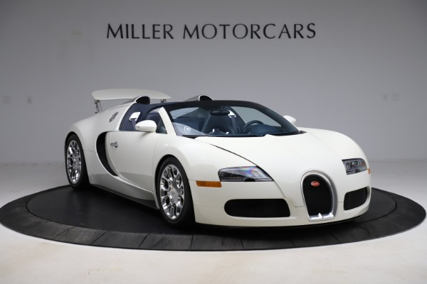 Used 2010 Bugatti Veyron 16.4 Grand Sport for sale Call for price at Rolls-Royce Motor Cars Greenwich in Greenwich CT 06830 11
