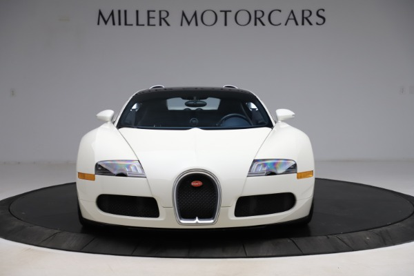 Used 2010 Bugatti Veyron 16.4 Grand Sport for sale Call for price at Rolls-Royce Motor Cars Greenwich in Greenwich CT 06830 12