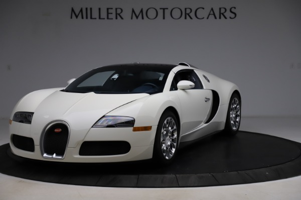Used 2010 Bugatti Veyron 16.4 Grand Sport for sale Call for price at Rolls-Royce Motor Cars Greenwich in Greenwich CT 06830 13