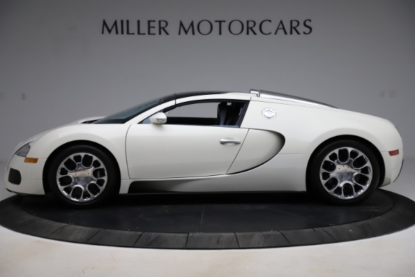 Used 2010 Bugatti Veyron 16.4 Grand Sport for sale Call for price at Rolls-Royce Motor Cars Greenwich in Greenwich CT 06830 14