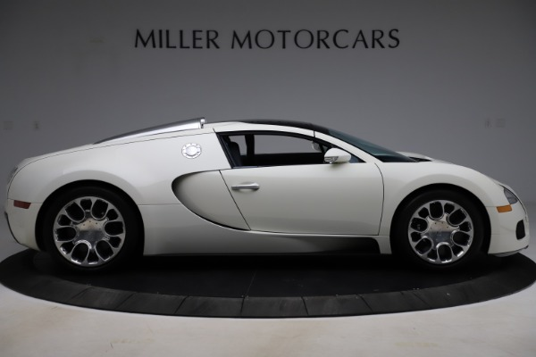 Used 2010 Bugatti Veyron 16.4 Grand Sport for sale Call for price at Rolls-Royce Motor Cars Greenwich in Greenwich CT 06830 16