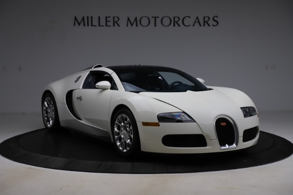 Used 2010 Bugatti Veyron 16.4 Grand Sport for sale Call for price at Rolls-Royce Motor Cars Greenwich in Greenwich CT 06830 17