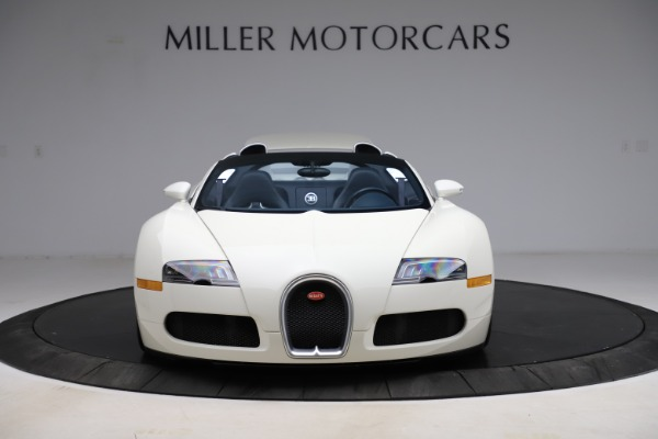 Used 2010 Bugatti Veyron 16.4 Grand Sport for sale Call for price at Rolls-Royce Motor Cars Greenwich in Greenwich CT 06830 18