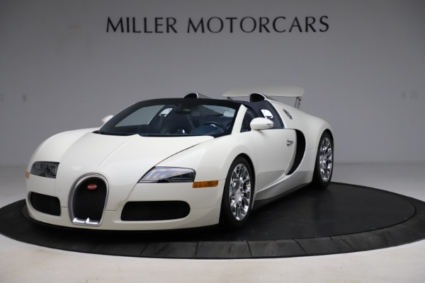 Used 2010 Bugatti Veyron 16.4 Grand Sport for sale Call for price at Rolls-Royce Motor Cars Greenwich in Greenwich CT 06830 2