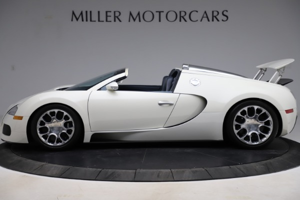 Used 2010 Bugatti Veyron 16.4 Grand Sport for sale Call for price at Rolls-Royce Motor Cars Greenwich in Greenwich CT 06830 3