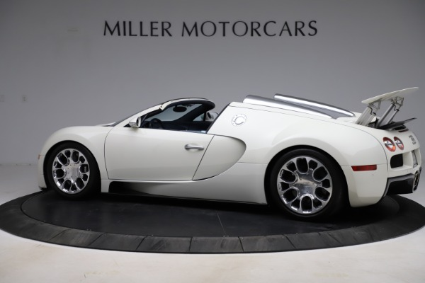 Used 2010 Bugatti Veyron 16.4 Grand Sport for sale Call for price at Rolls-Royce Motor Cars Greenwich in Greenwich CT 06830 4