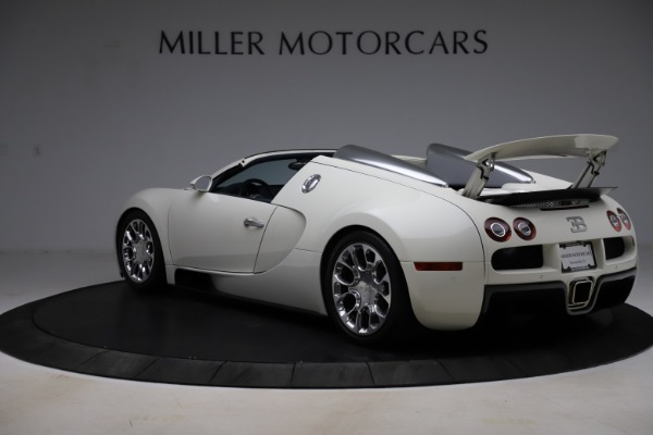 Used 2010 Bugatti Veyron 16.4 Grand Sport for sale Call for price at Rolls-Royce Motor Cars Greenwich in Greenwich CT 06830 5