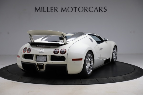 Used 2010 Bugatti Veyron 16.4 Grand Sport for sale Call for price at Rolls-Royce Motor Cars Greenwich in Greenwich CT 06830 7