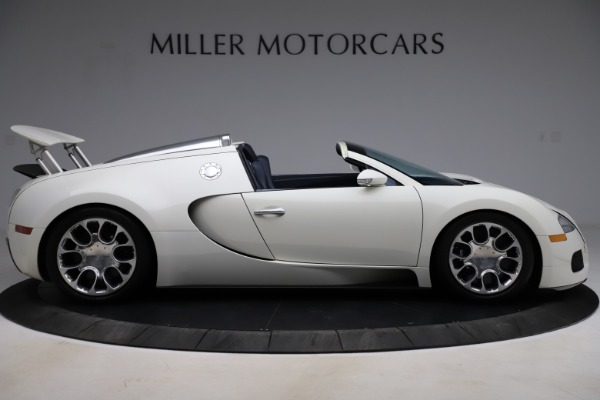 Used 2010 Bugatti Veyron 16.4 Grand Sport for sale Call for price at Rolls-Royce Motor Cars Greenwich in Greenwich CT 06830 9