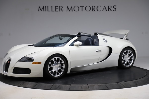 Used 2010 Bugatti Veyron 16.4 Grand Sport for sale Call for price at Rolls-Royce Motor Cars Greenwich in Greenwich CT 06830 1