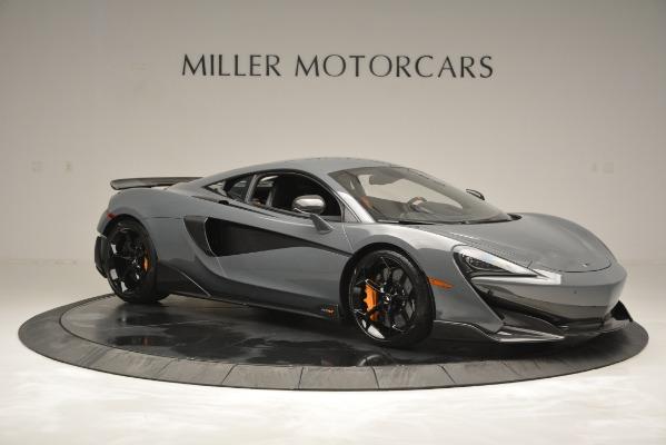 Used 2019 McLaren 600LT Luxury for sale Sold at Rolls-Royce Motor Cars Greenwich in Greenwich CT 06830 10
