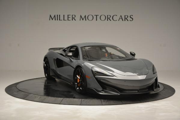 Used 2019 McLaren 600LT Luxury for sale Sold at Rolls-Royce Motor Cars Greenwich in Greenwich CT 06830 11
