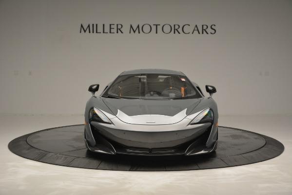 Used 2019 McLaren 600LT Luxury for sale Sold at Rolls-Royce Motor Cars Greenwich in Greenwich CT 06830 12