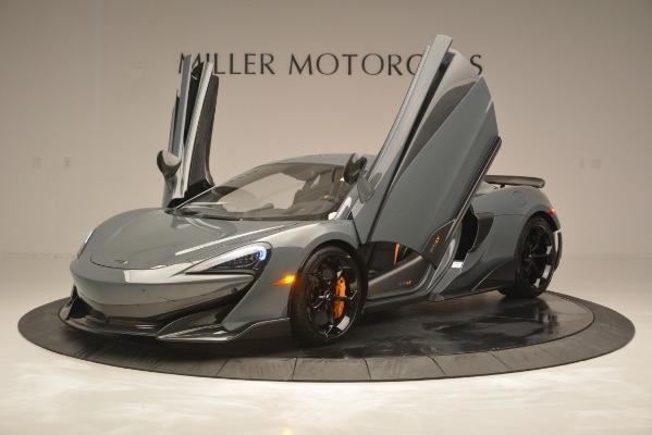 Used 2019 McLaren 600LT Luxury for sale Sold at Rolls-Royce Motor Cars Greenwich in Greenwich CT 06830 14