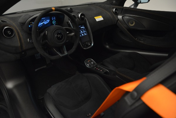 Used 2019 McLaren 600LT Luxury for sale Sold at Rolls-Royce Motor Cars Greenwich in Greenwich CT 06830 17
