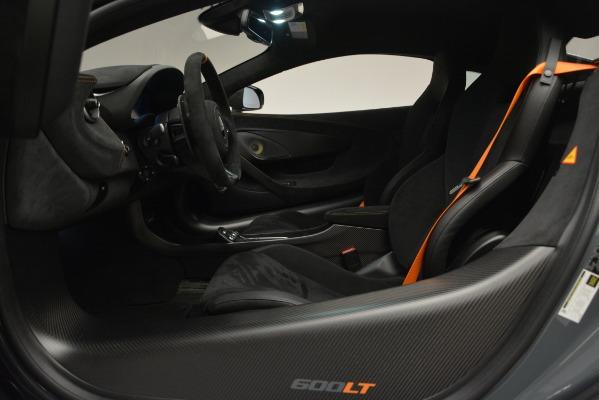 Used 2019 McLaren 600LT Luxury for sale Sold at Rolls-Royce Motor Cars Greenwich in Greenwich CT 06830 18