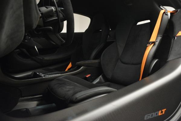 Used 2019 McLaren 600LT Luxury for sale Sold at Rolls-Royce Motor Cars Greenwich in Greenwich CT 06830 19