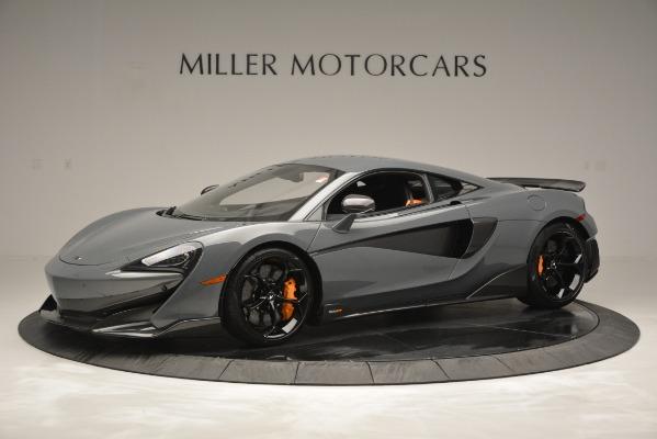 Used 2019 McLaren 600LT Luxury for sale Sold at Rolls-Royce Motor Cars Greenwich in Greenwich CT 06830 2