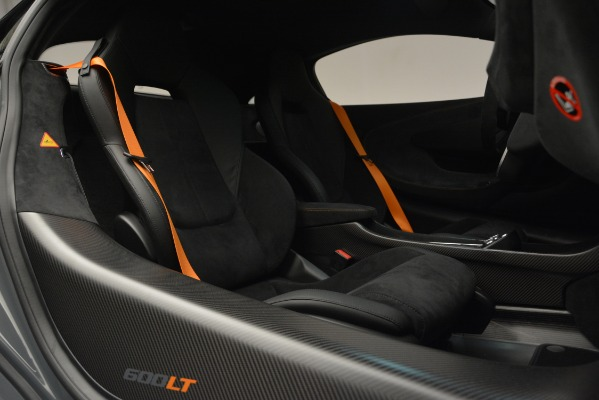 Used 2019 McLaren 600LT Luxury for sale Sold at Rolls-Royce Motor Cars Greenwich in Greenwich CT 06830 23