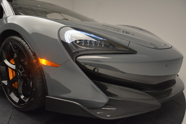 Used 2019 McLaren 600LT Luxury for sale Sold at Rolls-Royce Motor Cars Greenwich in Greenwich CT 06830 24