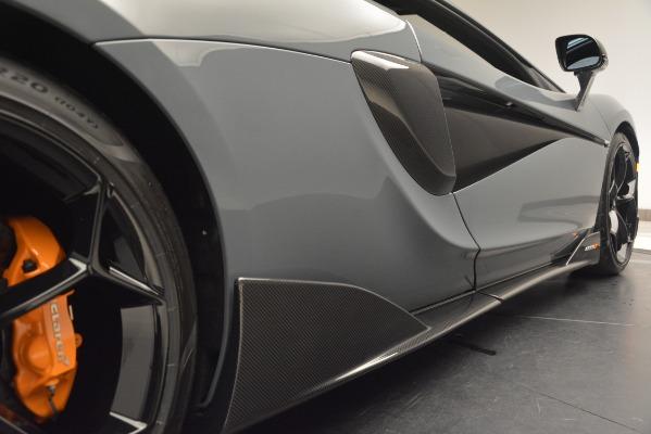 Used 2019 McLaren 600LT Luxury for sale Sold at Rolls-Royce Motor Cars Greenwich in Greenwich CT 06830 25