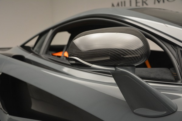 Used 2019 McLaren 600LT Luxury for sale Sold at Rolls-Royce Motor Cars Greenwich in Greenwich CT 06830 26