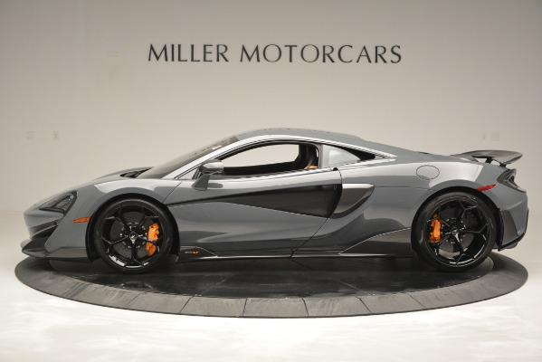 Used 2019 McLaren 600LT Luxury for sale Sold at Rolls-Royce Motor Cars Greenwich in Greenwich CT 06830 3