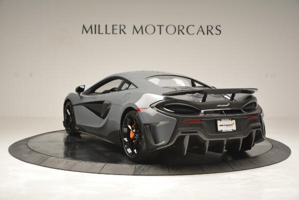 Used 2019 McLaren 600LT Luxury for sale Sold at Rolls-Royce Motor Cars Greenwich in Greenwich CT 06830 5