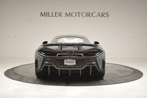 Used 2019 McLaren 600LT Luxury for sale Sold at Rolls-Royce Motor Cars Greenwich in Greenwich CT 06830 6