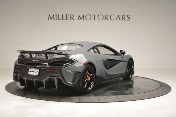 Used 2019 McLaren 600LT Luxury for sale Sold at Rolls-Royce Motor Cars Greenwich in Greenwich CT 06830 7