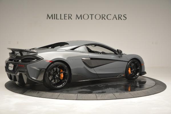 Used 2019 McLaren 600LT Luxury for sale Sold at Rolls-Royce Motor Cars Greenwich in Greenwich CT 06830 8