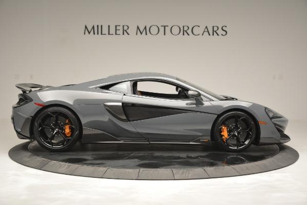 Used 2019 McLaren 600LT Luxury for sale Sold at Rolls-Royce Motor Cars Greenwich in Greenwich CT 06830 9