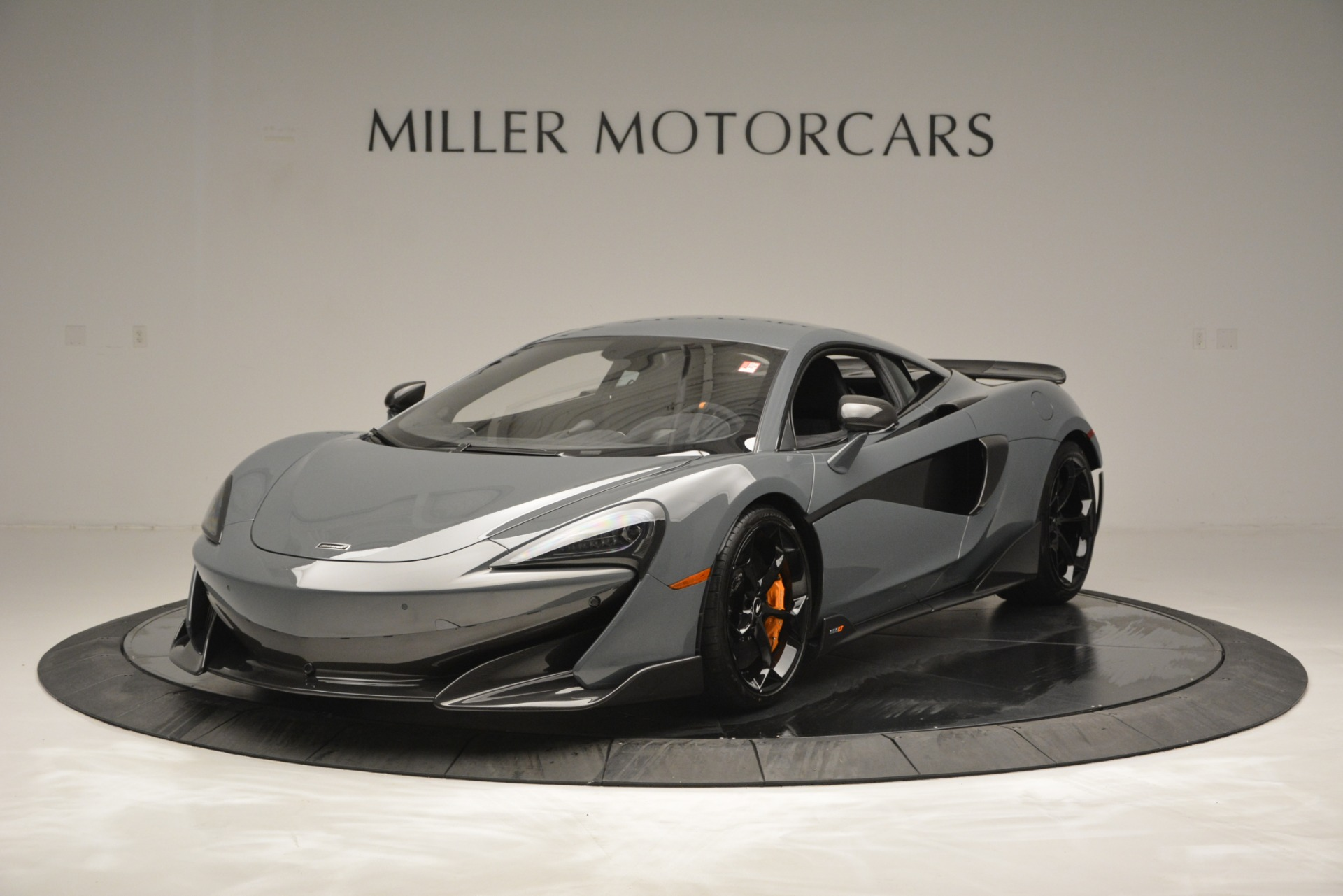 Used 2019 McLaren 600LT Luxury for sale Sold at Rolls-Royce Motor Cars Greenwich in Greenwich CT 06830 1